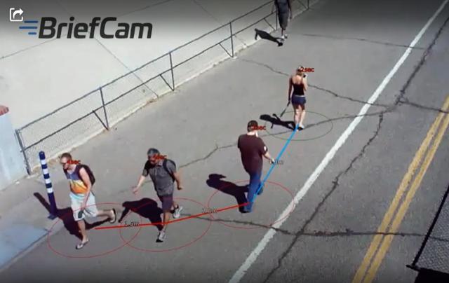 Effectieve analyse videobeelden in Smart City